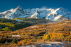 Remembering Fall 2013 (Amy Hudechek Photography) Tags: morning autumn mountains fall colors clouds colorado sanjuanmountains dallasdivide happyphotographer mygearandme mygearandmepremium amyhudechek