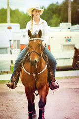 (xobrogan) Tags: summer horse canon novascotia country pony western canonrebel summertime cowgirl horseshow cowboyhat warmup equestrian lawrencetown equine braid countrylife lightroom barrelracing countrygirl barrelracer canont2i canonrebelt2i