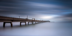 Deal (richard carter...) Tags: longexposure seascape kent hightide 1635 dealpier canoneos5dmk2