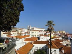 Lisboa (ANNE LOTTE) Tags: city cidade portugal de town lisboa lisbon ciudad roofs belem stadt vista architektur lissabon aussicht toit dach blick telhado ville telhados dcher annelotte pastis grossstadt monumentodasdescobertas