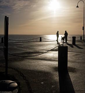 ombre et lumière à Cancale