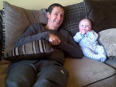 Gerry and Evan (C) 2014