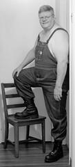 Jim Overalls-cropweb6072 (Mike WMB) Tags: bear boots overalls