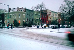 E and 2nd Streets, S.E., Capitol Hill (Dan_DC) Tags: park winter white snow washingtondc stock snowstorm neighborhood license editorial sanctuary capitolhill snowday citypark imagebank 2014 inclementweather urbanpark weatherdelay flatfee laboremployment