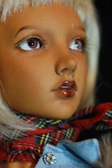 Heathcliff (Agathe') Tags: doll tan makeup elf sd half bjd heathcliff limwha indobabe