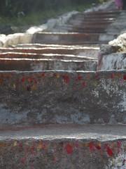 Chamundeshwari Temple Chamundi Hill Karnataka South India Asia (hn.) Tags: copyright india color colour stairs temple asia asien heiconeumeyer stair colours steps powder treppe step staircase karnataka mysore farbe vermilion farben tempel southindia stufen stufe southasia chamundi copyrighted chamundihill chamundeshwari kumkum treppenstufen chamundeswari treppenstufe chamundihills mysuru chamundeswaritemple kumkumpowder südindien kumkuma chamundeshwaritemple maisur maissur colourpowder vermilionpowder {vision}:{text}=0645 {vision}:{outdoor}=0766 kumkumapowder tp201314