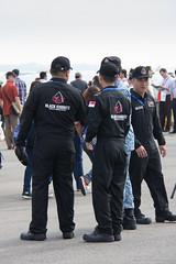 The RSAF Black Knights team