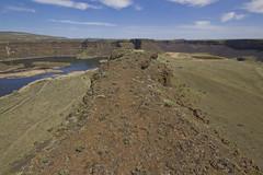 umatilla rock - top - north (russell elbert) Tags: umatillarock