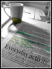 Everyday Activity (ann.stei) Tags: home graduation may boring study german language goodluck cupofcoffee wishme lastwendnesday