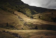 Vue de la terrasse (sole) Tags: france mountains alps nature alpes de landscape cabin europe 2000 layers gonzalez provence alpen carmen halte haute franse travelphotography jausiers sole carmengonzalez travelpics katzensprung
