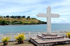 San Dionisio Cross, Umatac 2014