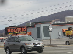 FORMER HOOTERS ALTOONA, PA (Coolcat4333) Tags: park hooters hills pa former plz 104 altoona