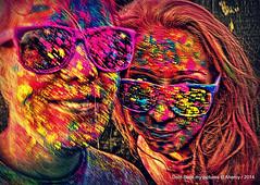 Kleurun van Grunn,Stadspark,Groningen stad,the Netherlands,Europe (Aheroy) Tags: street portrait holland art netherlands strange dutch fun europe colours different nederland surreal fisheye hallucination wish groningen stad stadspark tonemapped makea singlerawhdr aheroy aheroyal beautifulgroningen canonef815mmf4lfisheye kleurunvangrunn