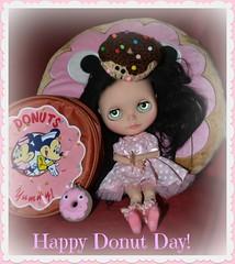Yummy Yummy Donut Day!!