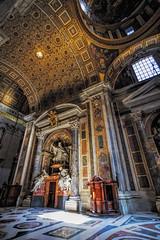 No. 0954 St. Peter's Basilica (H-L-Andersen) Tags: italy pope vatican rome roma church canon basilica vaticano holy rom 1740mm stpetersbasilica 6d katholic holysanctuary canoneos6d hlandersen