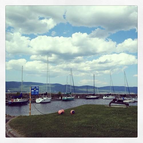 Bateaux, Marina de Gaspé, Gaspé, Québec #gaspesie #gaspe #quebec #explorecanada #ocanada #roadtrip #autoroute #hwy132 #summer #shutterbugging