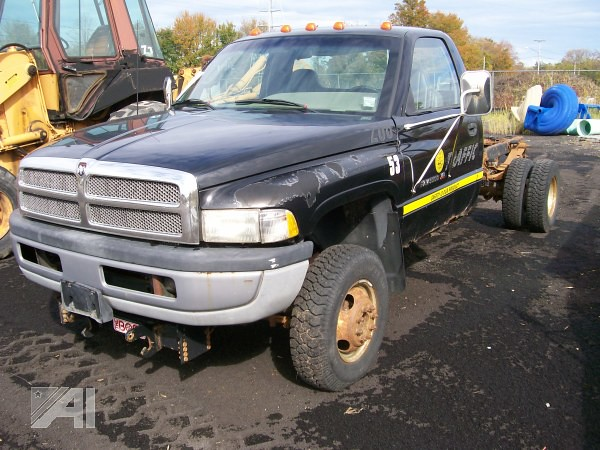 city ny truck 4x4 dodge government municipal 318 oswego 3500 highwaydepartment
