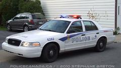 Service de police de la Ville de Qubec (SPVQ) (QC) (policecanada.ca) Tags: 6282 spvqfordinterceptorpolicequebec