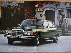Mercedes 200D, 240D, 300D_1980-2 (World Travel Library) Tags: world auto travel cars car by ads drive photo model automobile 300d ride image photos library go wheels transport models picture automotive center photograph german papers mercedesbenz vehicle motor makes collectible collectors 1980 catalogue  automobiles documents fahrzeug motoring wagen automobil  prospekt dokument 200d katalog 240d germancars worldcars salesliterature carbrochures worldtravellib