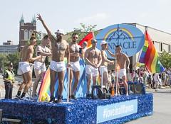 Pinnacle Vodka (will139) Tags: events festivals parades lgbt booze vodka gayday lgbtq pinnaclevodka cadillacbarbieinprideparade
