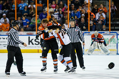 "Missouri Mavericks vs. Ft. Wayne Komets, November 12, 2016, Silverstein Eye Centers Arena, Independence, Missouri.  Photo: John Howe/ Howe Creative Photography • <a style=""font-size:0.8em;"" href=""http://www.flickr.com/photos/134016632@N02/22807412118/"" target=""_blank"">View on Flickr</a>"
