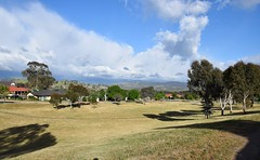 Park in Conder, Southern Canberra (AndyBrii) Tags: canberra act australia conder