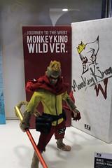 MONKEY KING (vivian88137) Tags: ttf ttf2016 2016 arttoy jtstudio pigsy monkeyking tnagmonk shamonk journeytothewest