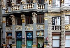 Cette banque..... (patrick2211(ex Drozd1)) Tags: humour banques bruxelles rire