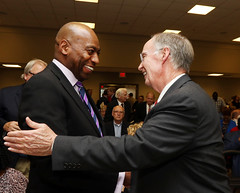 10-20-2016 Fitzgerald Washington Inducted into Tuscaloosa County Civic Hall of Fame