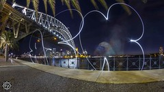 Sidney (MISHKA Vision - Light Graffer) Tags: australie australia lightpainting lightgraff longexposure expositionlongue nightphotography roadtrip