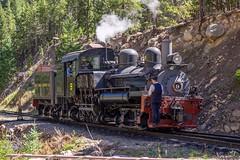 Old train, Georgetown, Denver (pmenge) Tags: train co georgetown 18135 xt1