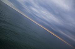 Horizons of light (bernat.rv) Tags: sea mar mediterraneo mediterranean horizonte horizon clouds nubes agua water inclinado tilted