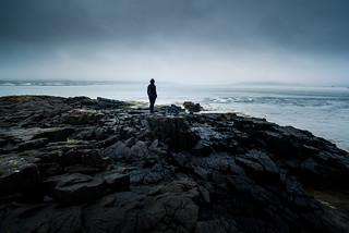 Bay of Fundy Selfie