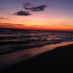Beach Sunset (StandridER03) Tags: sunset beautiful beach spring