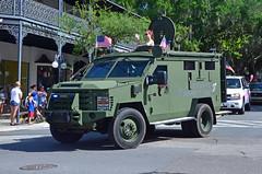 LCSO Lenco (Emergency_Vehicles) Tags: lake county sheriff office lcso lenco armoured vehicle 4th july parade mount dora florida