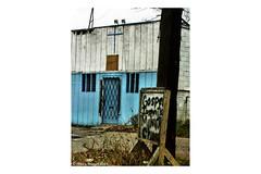 Church (TooLoose-LeTrek) Tags: detroit church gospel sign cross
