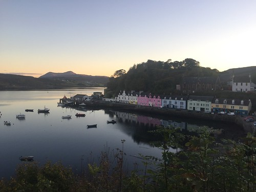 Portree colours