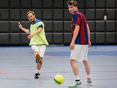 PA210720.jpg (Bart Notermans) Tags: coolblue bartnotermans collegas competitie feyenoord olympus rotterdam soccer sport zaalvoetbal