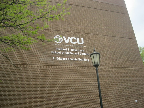 VCU Temple Front