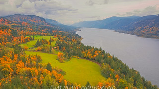 Hood River Fall Colors