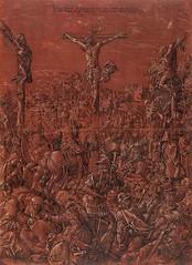 Crucifixion tobias Stimmer (Maison de l'Alchimiste) Tags: tobiasstimmer crucifixion