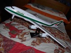 Very big (and cheap) Alitalia fake plane (ItalianToys) Tags: toy toys giocattolo giocattoli plane aereo aeroplano airplane