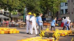 (Lin ChRis) Tags: cheesemarket alkmaar 阿爾克馬爾 holland north netherlands 荷蘭 起士 cheese market 市場 kaasmarkt