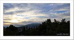 Amanece con nubes (Lourdes S.C.) Tags: nwn nubes cielo amanecer paisaje contraluz provinciadejan