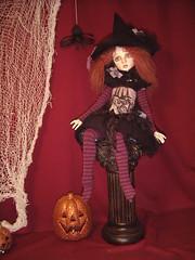 HAPPY HALLOWEEN!! (linda.trettel) Tags: dollstown mari