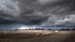 Storm Clouds II (the colour version) (Sandra Herber) Tags: newmexico
