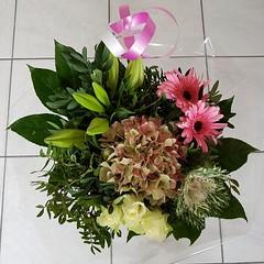 A beautiful #bouquet of #flowers (henklbrNL) Tags: flowers bouquet