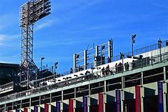 Fenway Park: Spartan Race (AntyDiluvian) Tags: boston massachusetts backbay fenway fenwaypark redsox baseball mlb stadium spartanrace event race