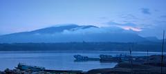 Before Dusk (Sajeeb75) Tags: landscape ri blue sky mountain cloud white black outdoor bangladesh