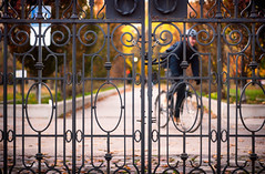 Gated (Metrix X) Tags: toronto queenstreet